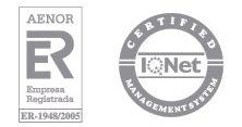 Galan lubascher Certificados de Calidad Aenor y IQNet